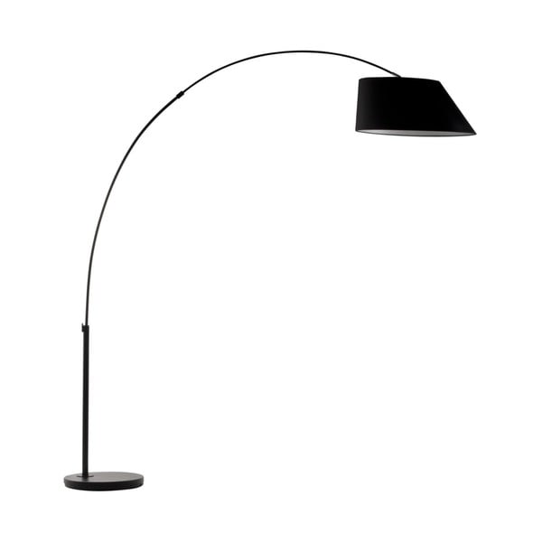 Arc fekete asztali lámpa - Zuiver