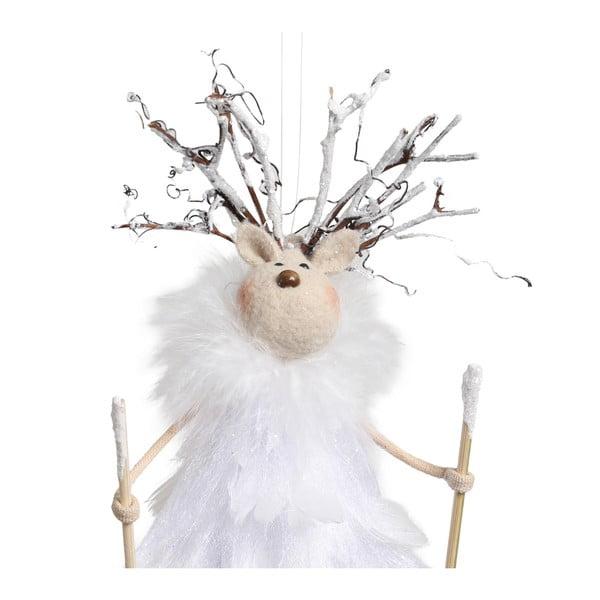 Reindeer Plume 4 db-os karácsonyfadísz szett - Côté Table