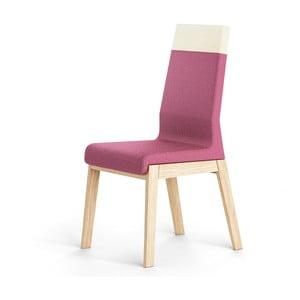 Kyla Two rózsaszín tölgyfa szék - Absynth