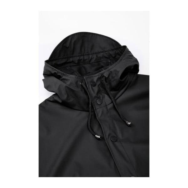 Jacket fekete uniszex kabát nagy vízállósággal, méret: M / L - Rains