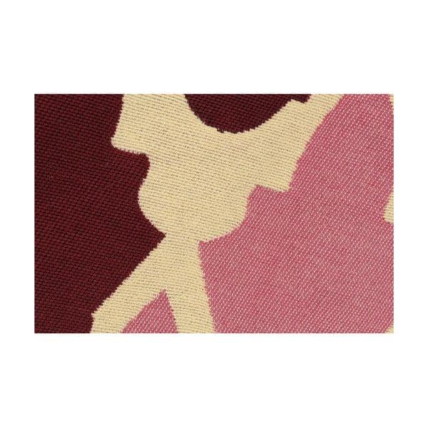 Baklava Claret piros szőnyeg, 80 x 150 cm - Ya Rugs