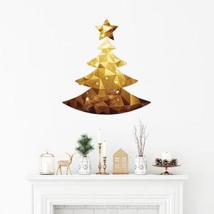 Christmas Tree Origami karácsonyi matrica - Ambiance