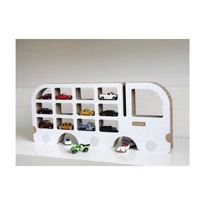 Jobbra néző autóformájú polc - Unlimited Design for kids