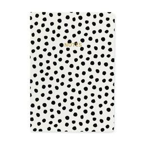 Dots jegyzetfüzet, 192 oldal, A5 - GO Stationery