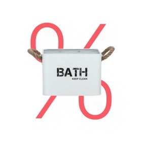 Fürdőszobai cikkek kedvezménnyel